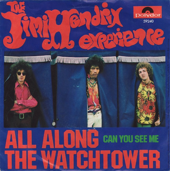 Jimi Hendrix - All Along The Watchtower guitar tabs