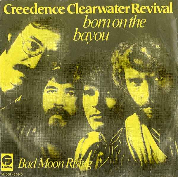 CCR - Born on the Bayou
