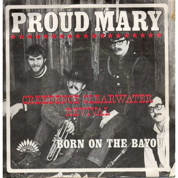 CCR - Proud Mary