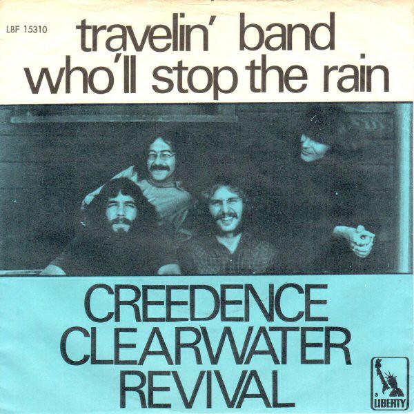 CCR - Who'll stop the rain