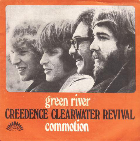 CCR - Commotion