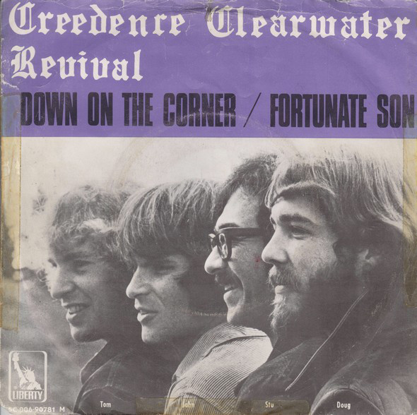 CCR - Down On The Corner