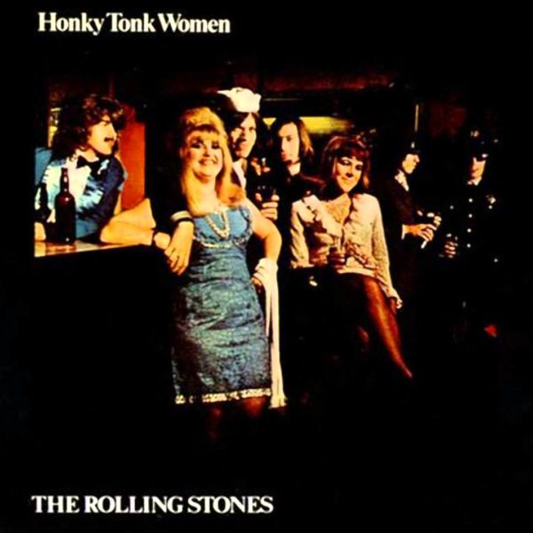 The Rolling Stones - Honky Tonk Women