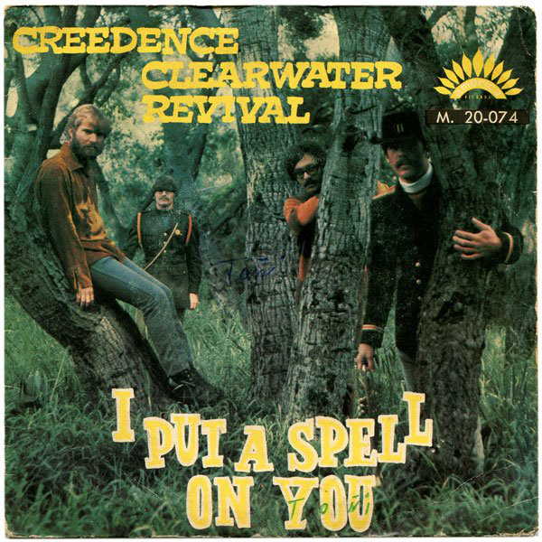 CCR - I put a spell on you
