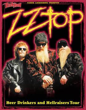 ZZ Top - Beer Drinkers & Hell Raisers