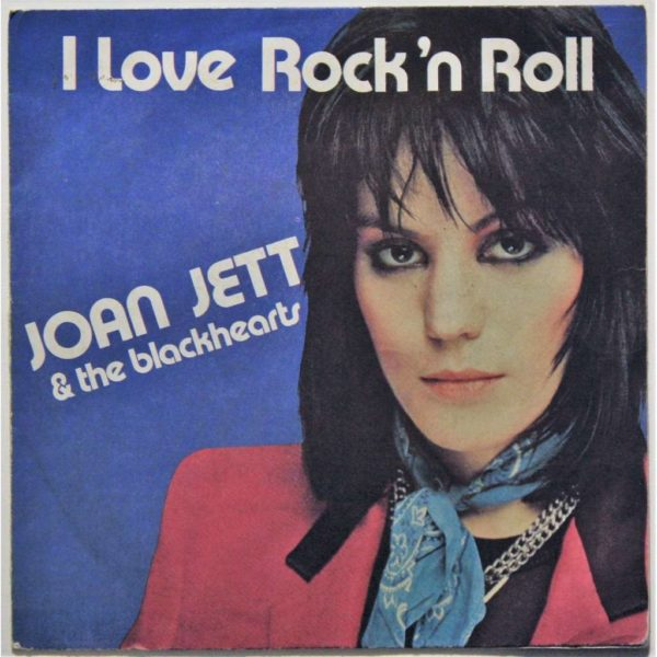Joan Jett And The BH - I Love Rock And Roll
