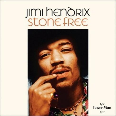 Jimi Hendrix - Stonefree