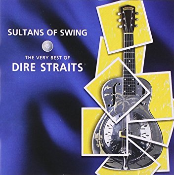 Dire Straits - Sultans Of Swing (End Riff)