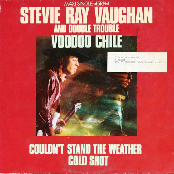 Stevie Ray Vaughan - Voodoo Chile (Slight Return)