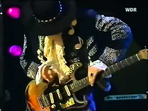 Stevie Ray Vaughan - Third Stone From The Sun