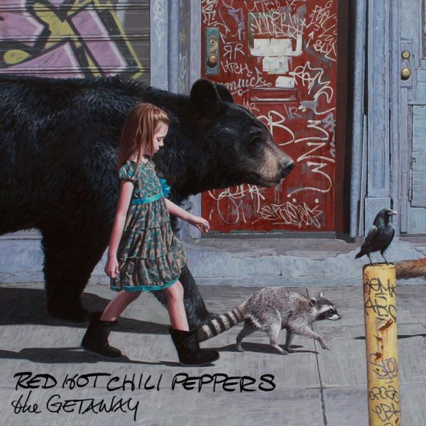 Red Hot Chilly Peppers - Dark Necessities