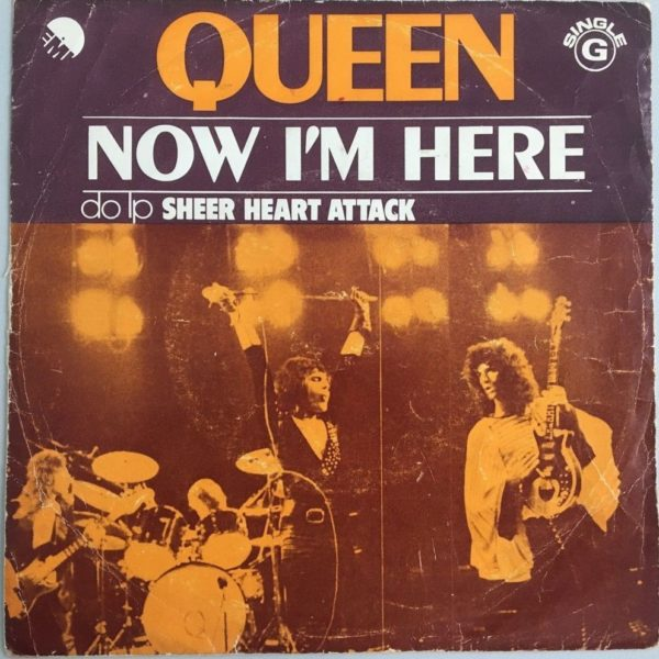 Queen - Now I'm Here