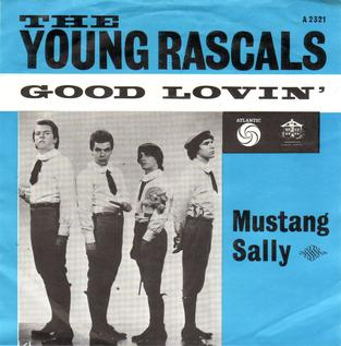 The Young Rascals  - Good Lovin'