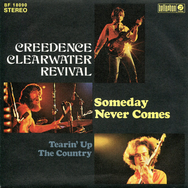CCR - Someday Never Comes