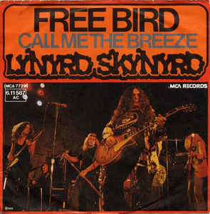 Lynyrd Skynyrd - Call Me The Breeze