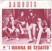 Ramones - I Wanna Be Sedated