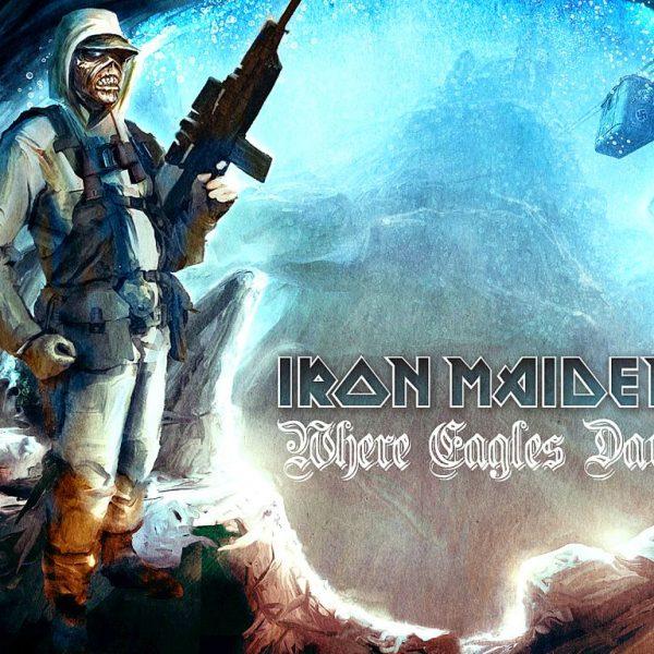 Iron Maiden - Where Eagles Dare