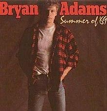 Bryan Adams - Summer of 69