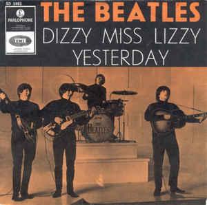 The Beatles - Dizzy Miss Lizzy