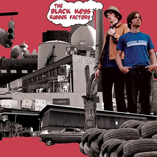 The Black Keys - Stack Shot Billy